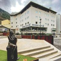 Golden Tulip Andorra Fenix, hotel in Andorra la Vella