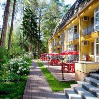 Яхонты Истра, отель в Лечищеве