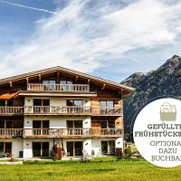 alpdeluxe-Apartments Holzgau, hotel in Holzgau