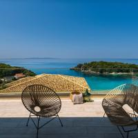 Prima Vista Boutique Hotel & Spa, hotel in Syvota