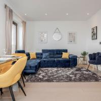 1 & 2 Bedroom Apartments Available with LillyRose Serviced Apartments St Albans, Free Wifi, City Centre, hotel in St. Albans