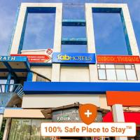 FabHotel Palash Residency Ranchi Railway Station - Fully Vaccinated Staff, hotel in Rānchī