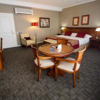 Tucuman Center Suites&Business, hotel in San Miguel de Tucumán