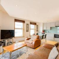 Luxury Flat w Panoramic View of Piccadilly Circus