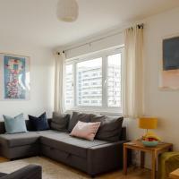 Penthouse flat in Trendy Peckham w City views