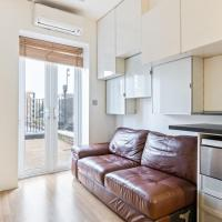 Modern Studio with Terrace in Marylebone