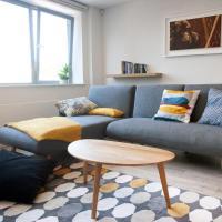 Modern Bristol apartment right in the city centre