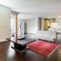 Contemporary 2 bed 2 bath Islington Apartment