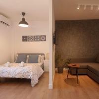Cozy and convenient studio near to Airport, Hotel in der Nähe vom Flughafen Madrid-Barajas - MAD, Madrid