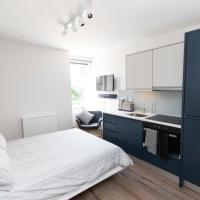 New 1-Bed Studio in Stylish Rathmines