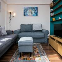 Lovely 1 Bedroom Apartment w Balcony in Dalston
