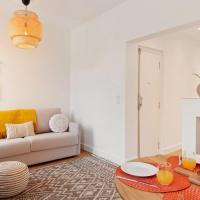 Modern Portuguese 1bed flat in Belém