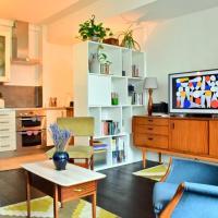 Designer 1-bed Flat Art-Deco Central London