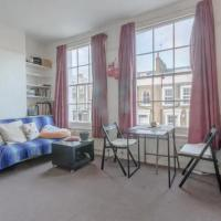 Lovely Victorian Flat for 4 in Stoke Newington