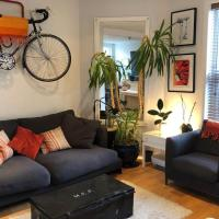 Charming 1Bed 1 Min from tube Parking permit