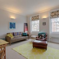 Vibrant 1 Bedroom Flat In Islington With Garden
