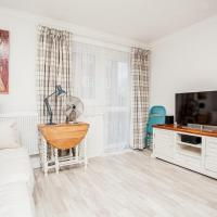Stunning Spacious Central 1-Bed Apt with Balcony