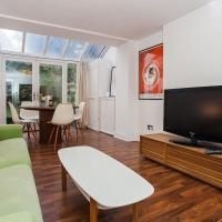 Bright Modern 2 Bed Garden Flat St Johns Wood