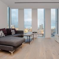 Modern And Stylish 2-BD Flat W' A Stunning View