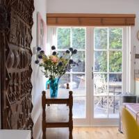 Charming 3-Bed Garden Flat In Edwardian Terrace