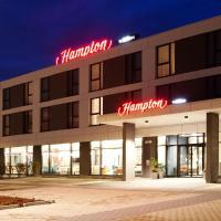 Hampton by Hilton Munich Airport South
