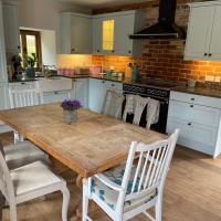 Luxurious Barn Conversion in Idyllic, Rural Setting, Sleeps 6, Hemyock, Devon