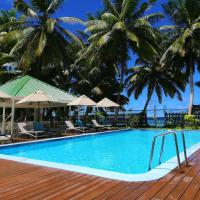 Le Relax Beach Resort, hotel in Grand'Anse Praslin