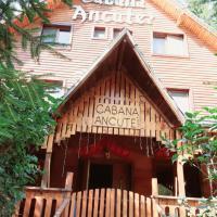 Cabana Ancutei, hotel in Rucăr