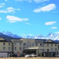 Comfort Inn & Suites, hotel em Valemount