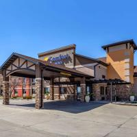 Comfort Inn By Choice Hotels Grand Island West