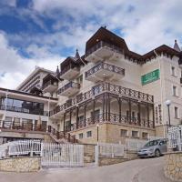 COMPLEX PANORAMIC, hotel in Slănic-Moldova
