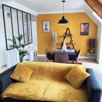 """""""Un Air de Jazz"""" Appartement T2 en plein Centre-Ville rénové"""