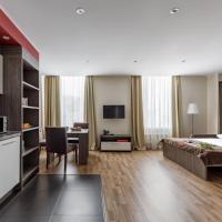 Viesnīca Vertical Aparthotel Sanktpēterburgā