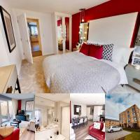 Luxury Business Apartment with Patio by Ah! Living - Birmingham City Centre
