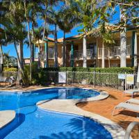Beaches Serviced Apartments, hotel in Nelson Bay