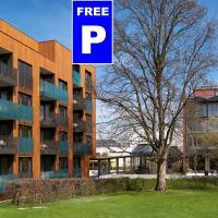 Newstar Hotel (Free Parking), hotel in St. Gallen