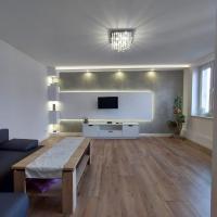 Nowoczesny apartament w zacisznym sercu Torunia. – hotel w Toruniu