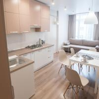 Scandinavian apartment Elegant