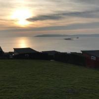 Devon Chalet with Coastal Views