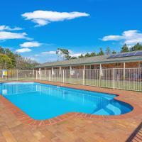 Aimees at Anna Bay Complex, 4105 Nelson Bay Road, hotel em Bobs Farm