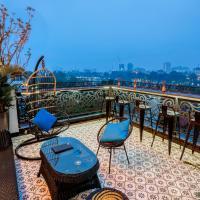 Hanoi Media Hotel & Spa: Hanoi şehrinde bir otel