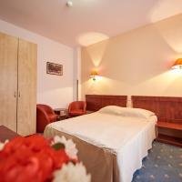 Hotel Belvedere, hotel in Băile Govora