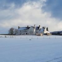 Borlum House B&B, Reay