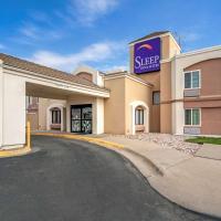 Sleep Inn & Suites Airport, hotel near Eppley Airfield - OMA, Omaha