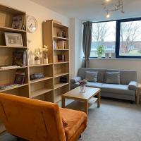 New Modern&Fashionable Two bedroom Flat Free Wifi