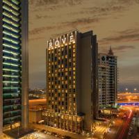 Rove Dubai Marina, отель в Дубае