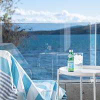 Seaside Maisonette for 5 in Itea, отель в городе Итея