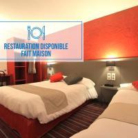 Brit Hotel Le Kerotel, hôtel à Lorient