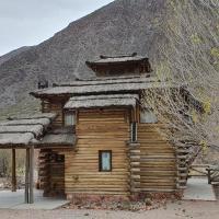 Las Chapas Cottage FR