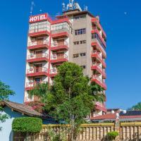 Hotel das Rosas, отель в городе Sapiranga